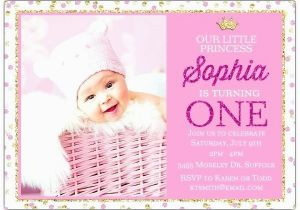 Walmart First Birthday Invitations Princess 1st Lijicinu 711357f9eba6
