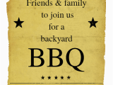 Wanted Birthday Invitation Template Most Wanted Bbq Free Bbq Party Invitation Template