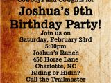 Wanted Birthday Invitation Template Wanted Poster Western Birthday Invitations Bagvania Free