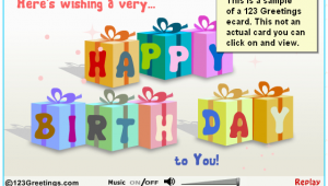 Website for Birthday Cards Generate Income with A Free E Greeting Card Website
