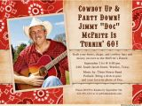 Western Birthday Invitations for Adults Cowboy Birthday Invitation Ideas Bagvania Free Printable