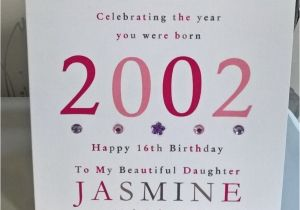 What Happened The Year You Were Born Birthday Cards 16th 2001