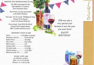 What Happened The Year You Were Born Birthday Cards Simon Elvin 2016 Special