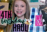 What Should I Get for My 13th Birthday Girl What I Got for My 14th Birthday 2016 Youtube