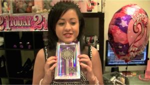 What to Buy for 21st Birthday Girl 21st Birthday Presents Gift Ideas Youtube