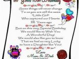 What to Buy for A 18th Birthday Girl 18th Birthday Card Daughter Ebay