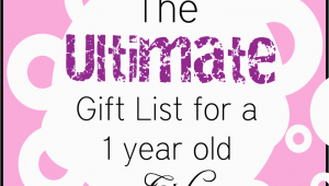 What to Get for A 1 Year Old Birthday Girl Best Gifts for A 1 Year Old Girl the Pinning Mama