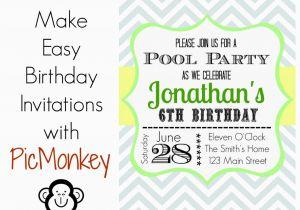 What to Include In A Birthday Invitation Unique Ideas for Make Birthday Invitations Templates