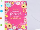 What to Say On A Birthday Card for A Friend Just to Say Friend Birthday Card Garlanna Greeting Cards