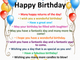 What to Say On A Happy Birthday Card Eage Spoken English On Twitter Quot Other Ways to Say Happy
