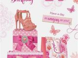 What to Say to A Birthday Girl 17th Birthday Girl Card