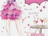 What to Say to A Birthday Girl 18th Birthday Girl Card