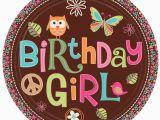 What to Say to A Birthday Girl Teller Birthday Girl Partydeko Und Gunstige