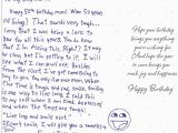 What to Write In A Birthday Card for Mom My Mom 39 S 50th Birthday Card by Masterluigi452 On Deviantart