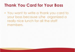 What To Write In A Birthday Card For Your Boss How Formal And