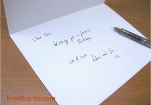 What To Write In A Birthday Card For Your Boss Things Cards