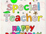 What to Write In A Birthday Card for Your Teacher Birthday Wishes for Teacher