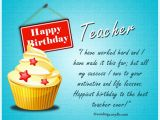 What to Write In A Birthday Card for Your Teacher Birthday Wishes Wishes Greetings Pictures Wish Guy
