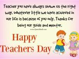 What to Write In A Birthday Card for Your Teacher Teachers Day Greeting Card 1000 Teachers Day Quotes