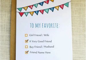 What To Write In Best Friends Birthday Card Name On Cards For Friend