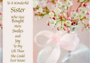 What To Write In Sister S Birthday Card Facebook Happy Sayings For Free