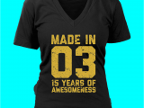 Where Can I Buy A Birthday Girl Shirt Find 15th Birthday Shirt Gift Age 15 Year Old Boy Girl