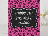 Where Do they Sell Giant Birthday Cards Big Extra Large Pink Leopard Print Birthday Card Zazzle