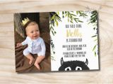 Where the Wild Things are Birthday Card where the Wild Things are Birthday Invitation Let the Wild