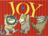 Where the Wild Things are Birthday Card where the Wild Things are Quot Joy Quot Greeting Card