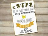 Where the Wild Things are Birthday Invitations where the Wild Things are Birthday Party Invitation Birthday