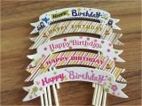 Where to Buy Birthday Decorations Aliexpress Com Buy 100pcs Lot Happy Birthday Decoration