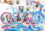 Where to Buy Birthday Decorations Aliexpress Com Buy 126pcs Lot wholesale Elsa Anna theme