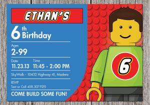 Where To Buy Lego Birthday Invitations Free Printable Drevio