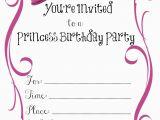 Where to Make Birthday Invitations Free Printable Birthday Invitations Free Printable