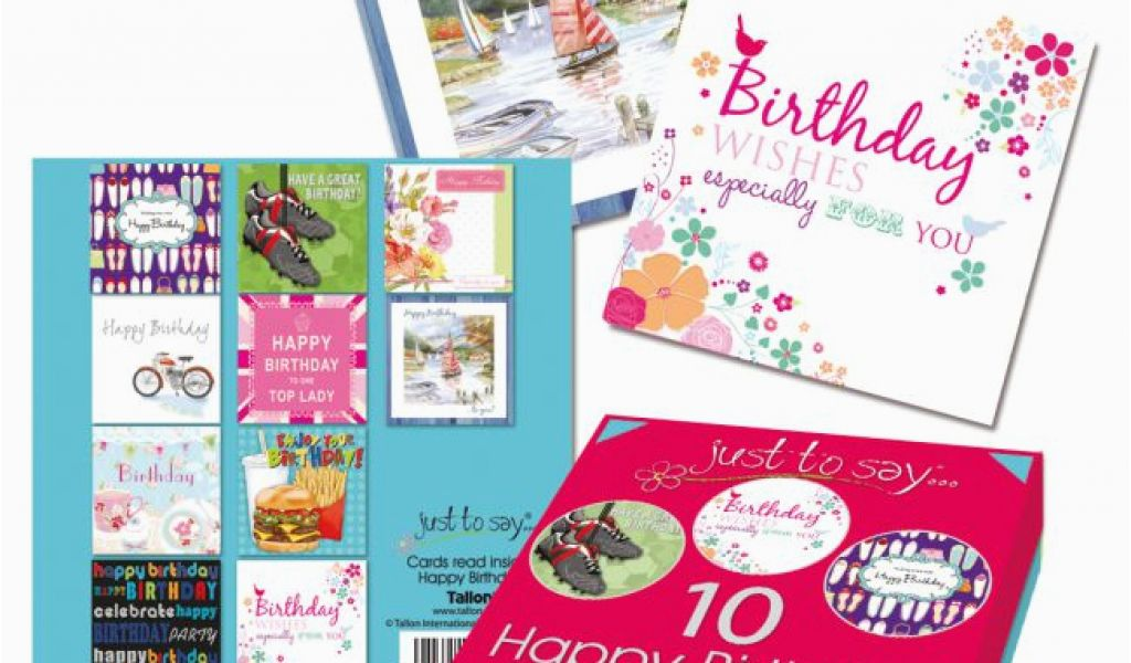 Wholesale Birthday Cards Uk Wholesale 10 Adult Birthday Cards Box