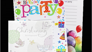 Wholesale Birthday Invitations wholesale Party Invitations Harrisons Direct