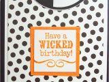 Wicked Birthday Card Christine 39 S Creative Cards Wicked Birthday