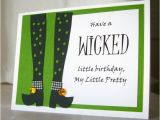 Wicked Birthday Card Wicked Birthday Card Birthday Wishes Birthday Card