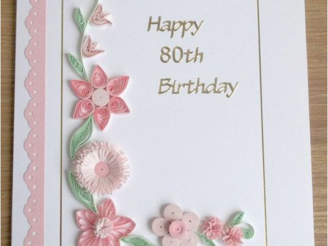 Download By SizeHandphone Tablet Desktop Original Size Back To Wife 80th Birthday Card