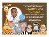 Wild Animal Birthday Party Invitations Zoo Animals Wild Animals Birthday Invitation Zazzle