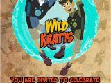 Wild Kratts Birthday Party Invitations Wild Kratts Birthday Cake Ideas and Designs