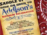 Wild West Birthday Invitations Diy Printable Cowgirl or Cowboy Wild West Inspired Birthday
