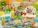 Winnie the Pooh 1st Birthday Decorations 25 Best Images About Winnie the Pooh Pals 1st Birthday