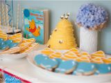 Winnie the Pooh 1st Birthday Decorations Fawn Over Baby Winnie the Pooh 1st Birthday Party Guest