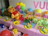 Winnie the Pooh Decorations 1st Birthday Quot Winnie the Pooh Quot 1st Birthday Treasures and Tiaras Kids