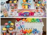 Winnie the Pooh Decorations for Birthday Colorful Winnie the Pooh Birthday Birthday Party Ideas