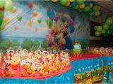 Winnie the Pooh Decorations for Birthday Winnie the Pooh Birthday Party Ideas Photo 11 Of 74