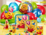 Winnie the Pooh Decorations for Birthday Winnie the Pooh This Was My son 39 S 1st Birthday Party theme