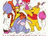 Winnie the Pooh Happy Birthday Meme Happy Birthday Terry Winnie the Pooh Tigger Piglet Eeyore