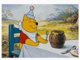 Winnie the Pooh Happy Birthday Meme when My attitude Goes Away Cuz L 39 M About to Eat Hun Ny